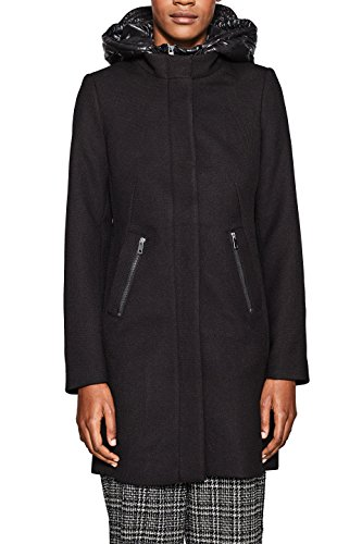 Collection ESPRIT 001 Black para Mujer Chaqueta Negro PdwxqdT6