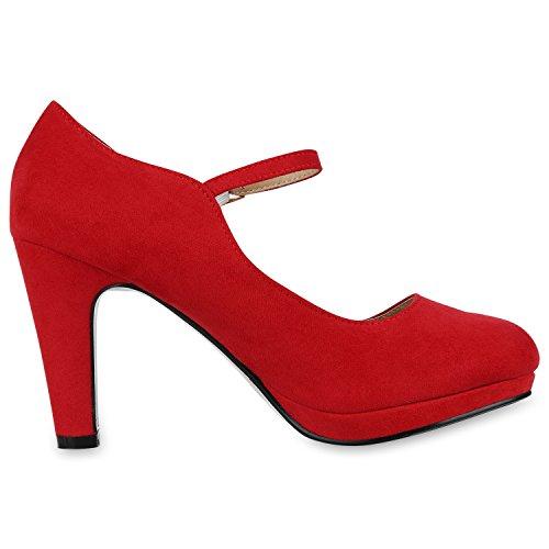 fashion Rot Donna Scarpe chiuse napoli fwaqdf