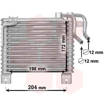 Van Wezel 82003329 Radiador Aceite: Amazon.es: Coche y moto