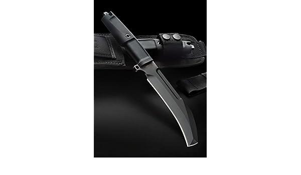 Extrema Ratio 04.1000.0442/BLK Fijo pie Cuchillo Protect ...