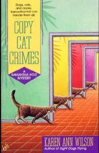 Copy Cat Crimes (A Samantha Holt Mystery)