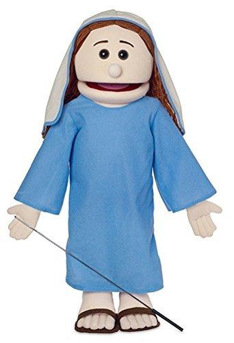 Illuminez les voeux du Nouvel Nouvel Nouvel An en Irak. 25 Mary Full Body Puppet f4b9dd