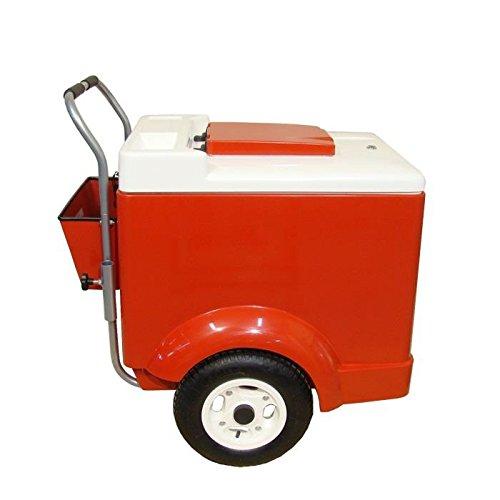 - Ice Cream Push Cart