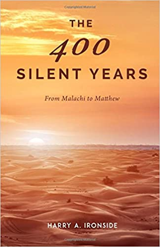 400 years between malachi and matthew