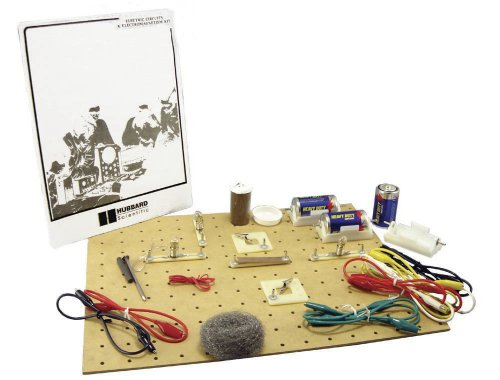 American Educational Circuits and Electromagnetism (Electromagnetism Kit)
