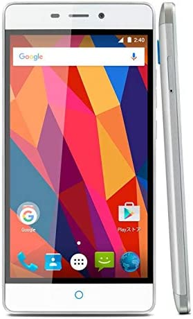 Zte - Telefono movil Smartphone Blade v580 Negro-Grafito / 5.5 ...