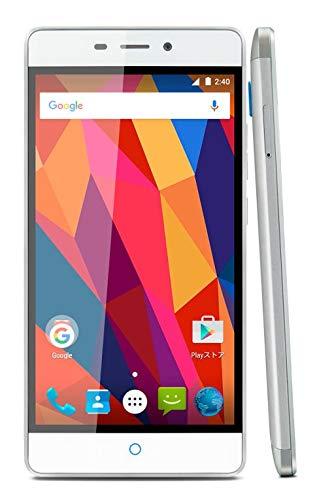 Zte - Telefono movil Smartphone Blade v580 Negro-Grafito / 5.5