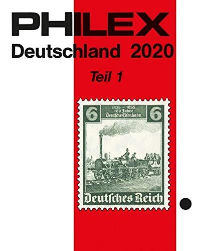 PHILEX Deutschland 2020 Teil 1  Altdeutschland Deutsches Reich Mit Allen Gebieten