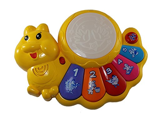 Educational Infant Toys Flash Beat Drum Baby Toys for