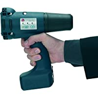 EBS InkJet EBS 250 Hand Held Ink-Jet Printer, Black Acetone Ink, Cleaning Cartridge, Cleaner