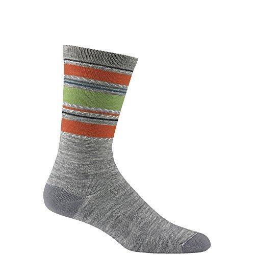(Wigwam F1426 Women's Santa Fe Fusion Socks, Grey Heather - MD)