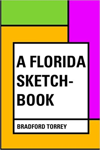 Book A Florida Sketch-Book