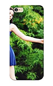 Hugetree Anti-scratch And Shatterproof Mood Emotion Balloons Trees Pose Women Females Girls Models Style Legs Phone Case For Iphone 6 Plus/ High Quality Tpu Case