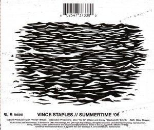 Details about  /20x20 24x24 Poster Vince Staples Summertime /'06 Cover Album K142