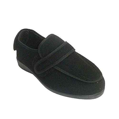 Cutillas Desmontable pies Mujer en Muy para Doctor delicados Negro Zapatilla q0Z156xw5