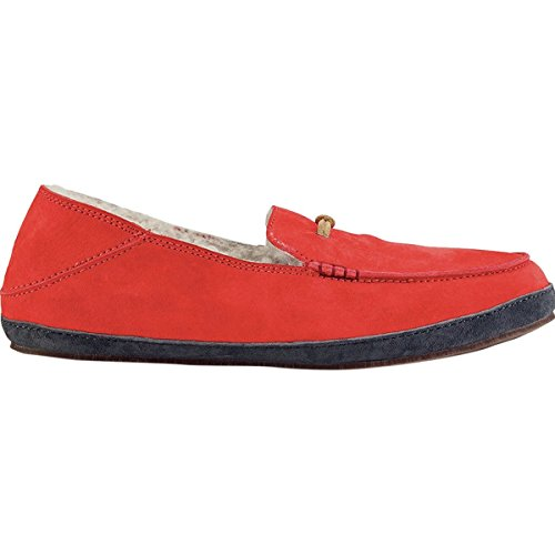 Pantofola Olukai Paani - Donna Granatina / Ombra Scura