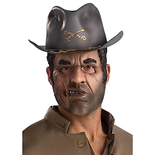Rubie's Costume Co Men's Jonah Hex Deluxe Hat, Multi, One Size - Jonah Hex Halloween Costumes