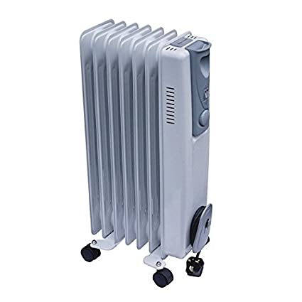 5418c811e0a As Direct Ltd ™ CED Oil Filled Radiator (7 9 Fin 1.5kw)  Amazon.co.uk   Kitchen   Home