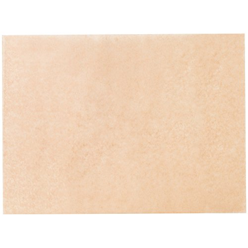 2dayShip Quilon Parchment Paper Baking Liner Sheets, Unbleached Brown, 12 X 16 Inches, 200 Count