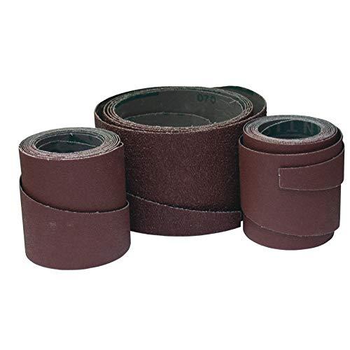 Powermatic - PM2244 Precut Abrasive, 120 Grit - 3 Pack (1792205)