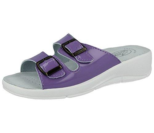 Sandale 12 Uk Mens Sabot Cuir 4 Lilla Max Détendre Hôpital Chausson 4 Chaussure Cuisine uk Dames Femmes De Coin Infirmière Mule Taille FFpBqr
