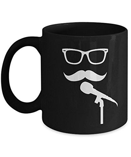 Shirt White Game Show Host Group Halloween Coffee Mug 11oz Black