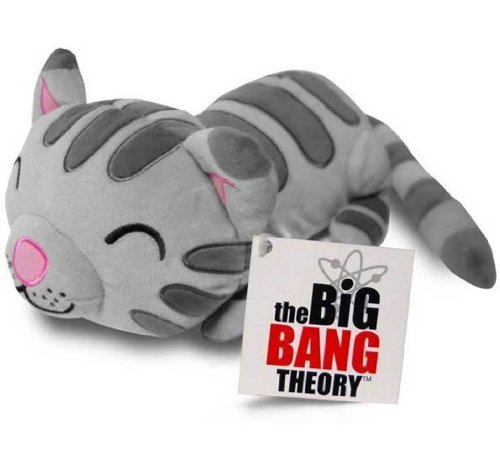 Big Bang Theory Soft Kitty Mini Plush Animal Figure Licensed