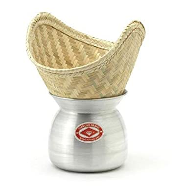 1 X Thai Sticky Rice Steamer Set