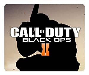 Black Ops 2 of Call of Duty Rectangle Mouse Pad of Cecilydreaming