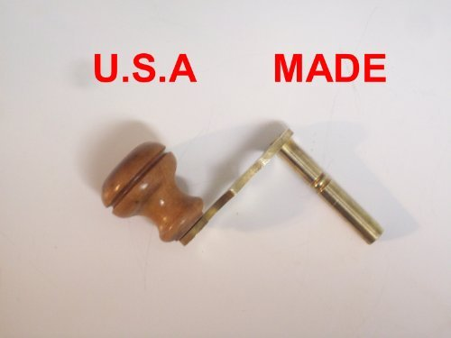 Amazon grandfather clock crank winder key for howard miller amazon grandfather clock crank winder key for howard miller ridgeway sligh emporer pearl seth thomas and trend everything else fandeluxe Choice Image