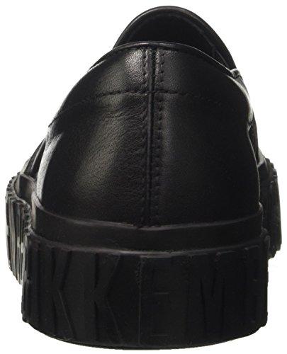 999 Iconic Nero Mujer Bikkembergs Slippers Negro xSFqwSR0