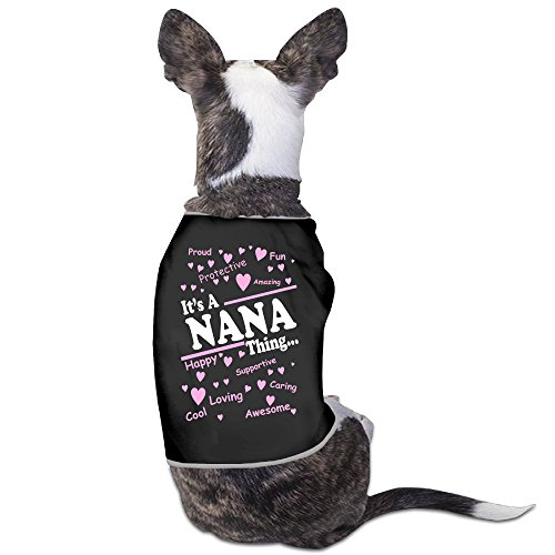 [YRROWN It's A NANA Thing Special Design Dog Sweater] (Dance Costumes Atlanta)