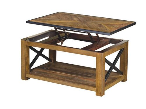 Magnussen Penderton Rectangular Lift-top Cocktail Table