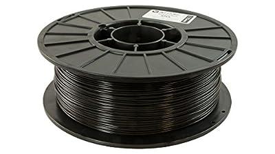3D Fuel Pro PLA Midnight Black 1.75mm 1Kg 3D Filament Diameter Tolerance +/- 0.05mm Made in USA