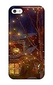 Hot Snap-on Christmas Hard Cover Case/ Protective Case For Iphone 5/5s