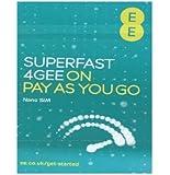 EE 4G LTE PAYG Nano Sim Card