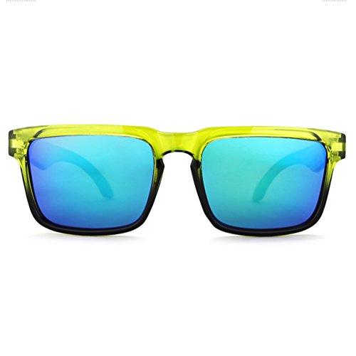 Plein Hommes Lvguang Sport Air Square de au 14 volant lunettes Style de Sunglasses Polarisées Lunettes fqqprvdw