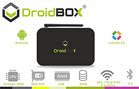 DroidBOX™ T8-S Plus V2 - Great piece of entertainment kit!