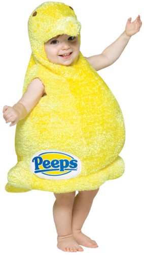 Infant Peeps Candy Costume (Size: 6-12M)