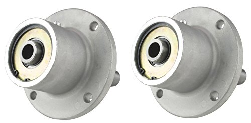 Two (2) Pack Erie Tools Spindle Assembly Fits Encore 362044 422022 for 36