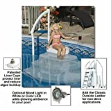 Majestic 8000 Step for Above Ground Swimming Pool