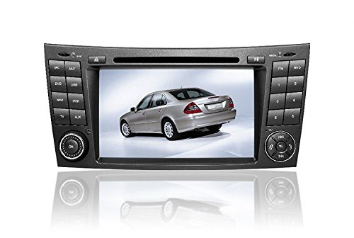 """GOWE 2 Din Car DVD Player 7"""" GPS Navigation for Benz for sale  Delivered anywhere in Canada"""