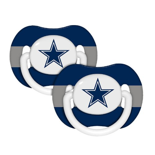Baby Fanatic Pacifier Dallas Cowboys