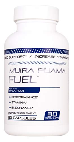 Bestselling Muira Puama Herbal Supplements