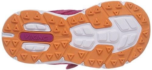 Pink 1731 Viking Fuchsia Fitnessschuhe Outdoor Kinder Orange Unisex Odda zRxfRXn8q