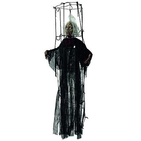 animiert Mehrfarbig Euro Palms 8331440N Halloween Figur Hanging Max