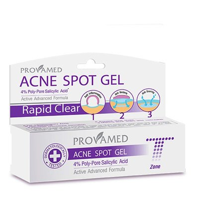 CALIENTE!!! Provamed rápido claro Acne Spot Gel evitar Acné cicatrices-10 ml