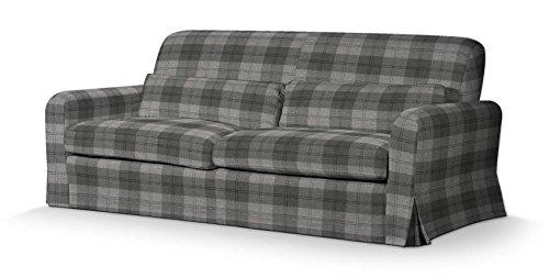 Divano Nero Ikea : Dekoria nikkala rivestimento per divano lungo rivestimento per