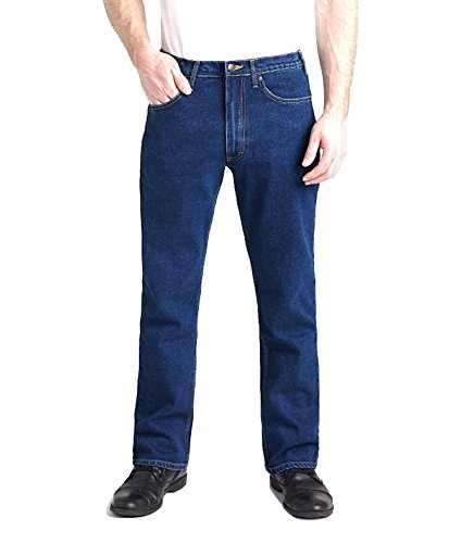Elliesox Dark Stone Stretch Traditional Straight Cut Jeans by Grand River 180DS - The River Shops Grand Of