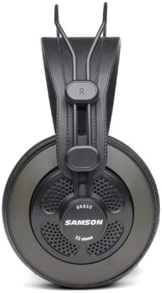 Semi Open-Back Studio Headphones